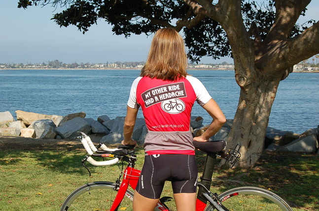 Headache Design Jersey Miles In Style Cycling Jerseys