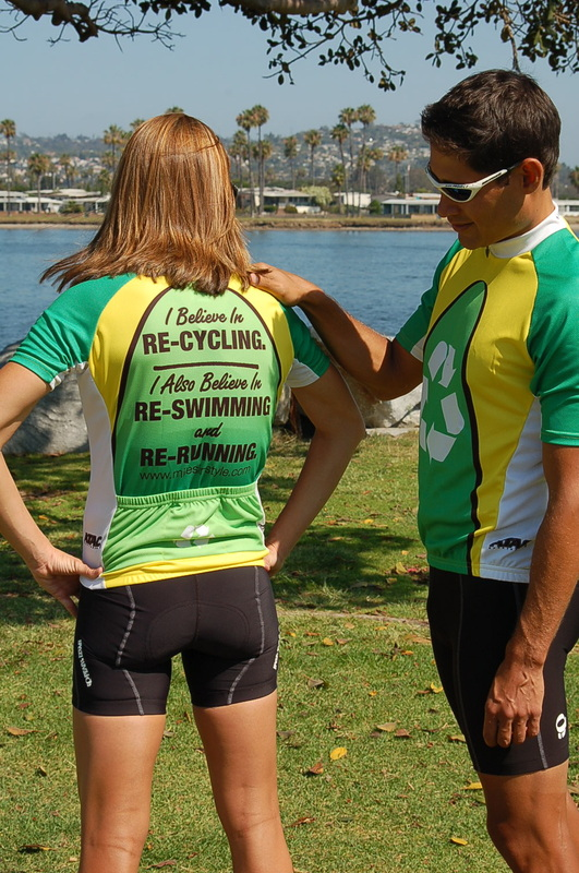 Re Cycling Design Jersey Miles In Style Cycling Jerseys